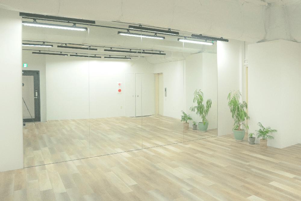 スタジオクオリタス壁面鏡