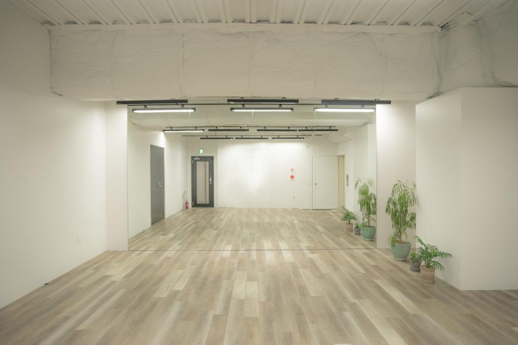 スタジオ内の画像1