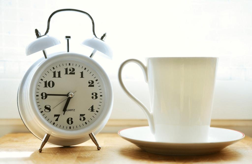 朝活のイメージ