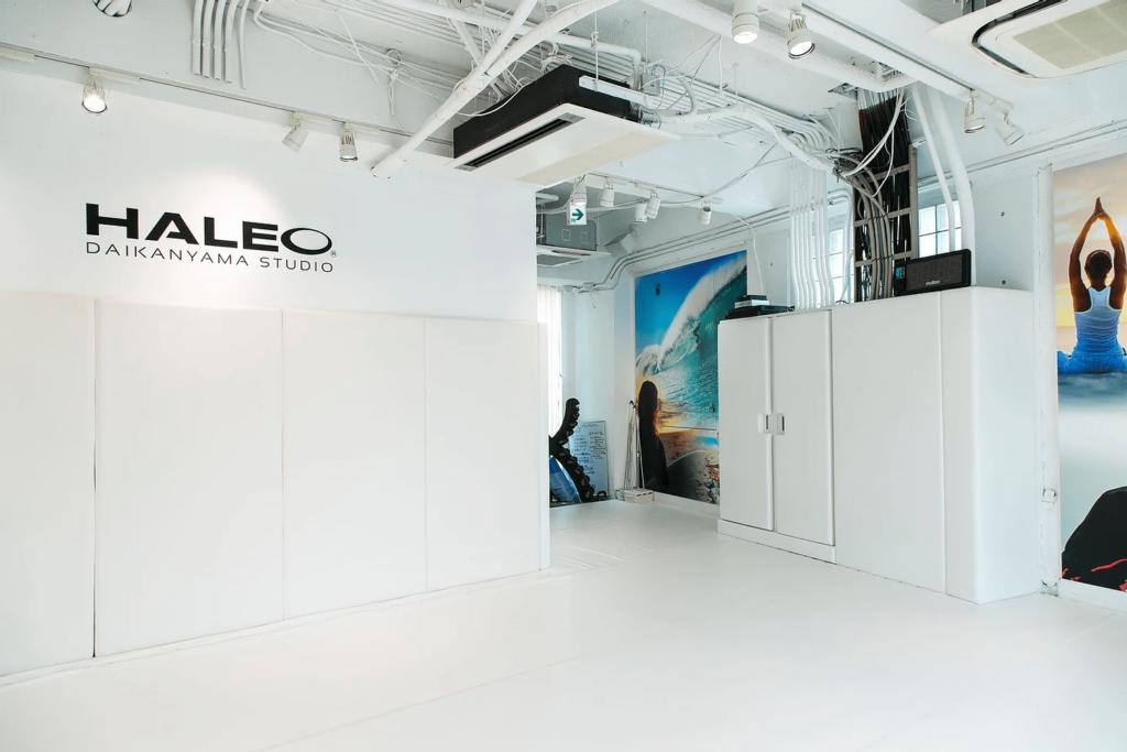 HALEO代官山スタジオ
