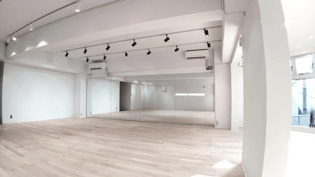 渋谷RIZEスタジオ2