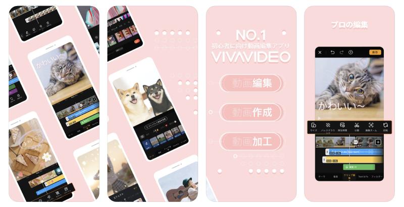 vivavideoのイメージ
