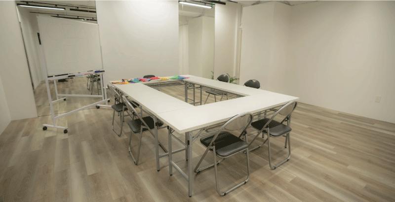会議室レイアウト2